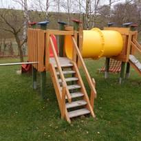 Spielplatz, Spielanlage für Kleinkinder - Spielplatzhersteller Naturholz Kästner