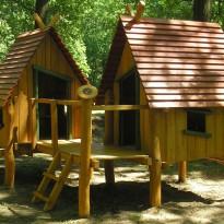 Spielplatz, Spielanlage, Spielplatz für Kleinkinder - Spielplatzhersteller Naturholz Kästner
