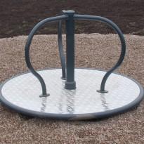 Spielplatz: Karussell - Spielplatzhersteller Naturholz Kästner