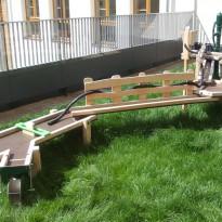 Wasserspielplatz: Spielanlage mit Wasser - Spielplatzhersteller Naturholz Kästner