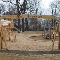Herstellung Spielplatz, Spielanlage, Kinderspielplatz - Spielplatzhersteller Naturholz Kästner
