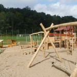 Abenteuerspielplatz - Spielplatzhersteller Naturholz Kästner