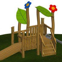 Kleinkind-Spielanlage Abtwald